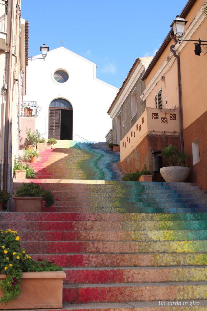 santa lucia arcobaleno
