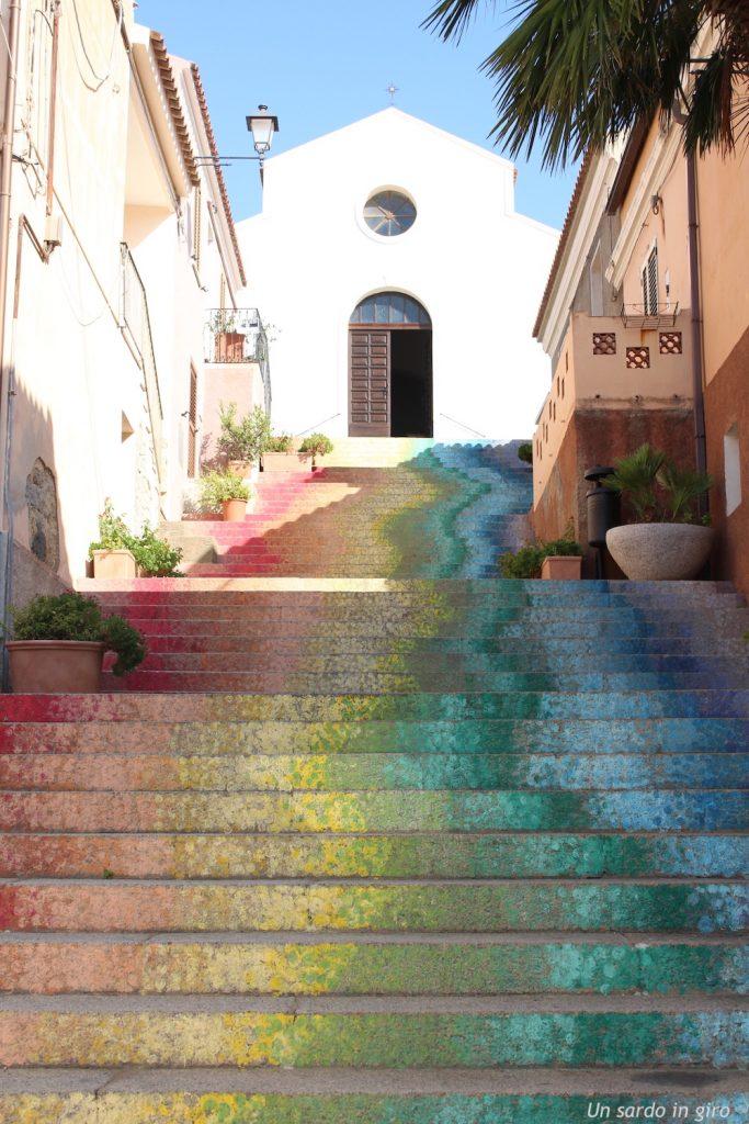 scala colorata
