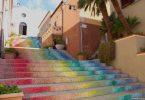 scalinata santa lucia