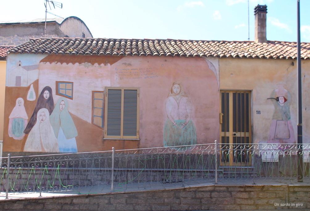 murales telti donne