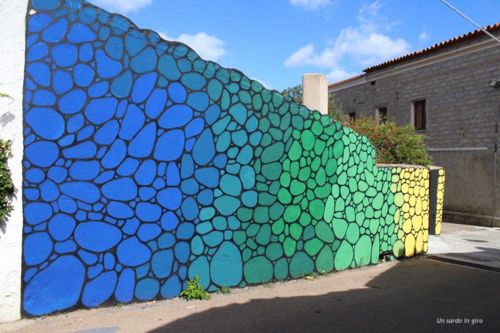 muro a colori