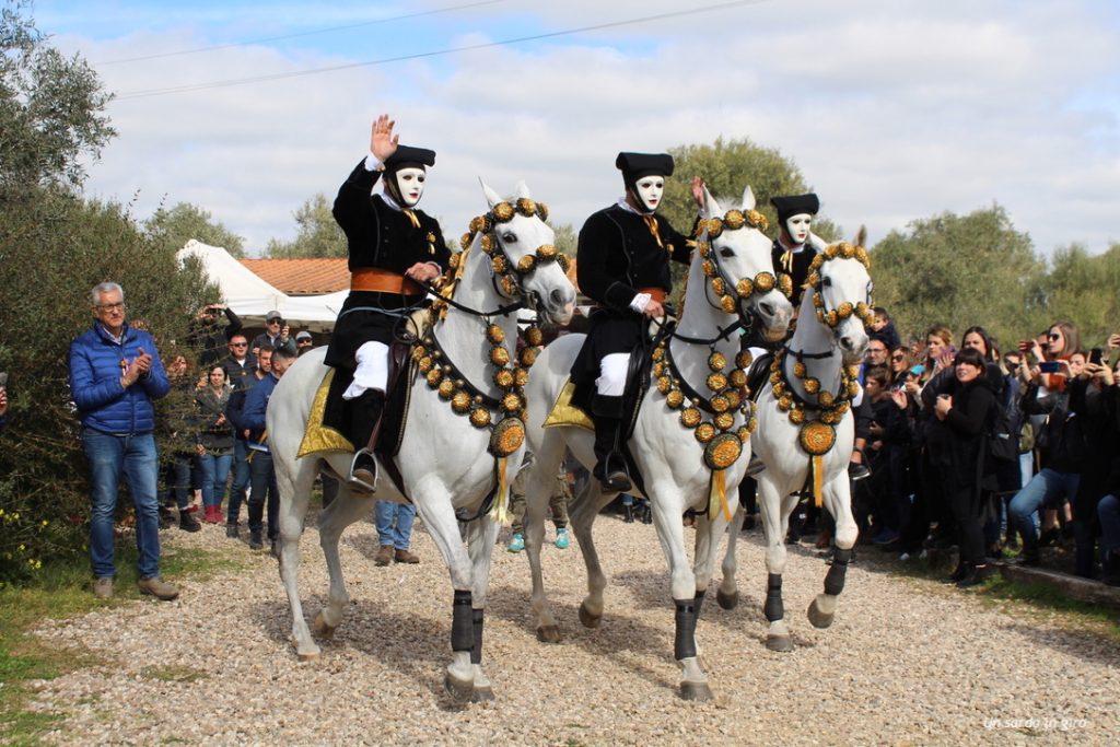 cavalieri sartiglia