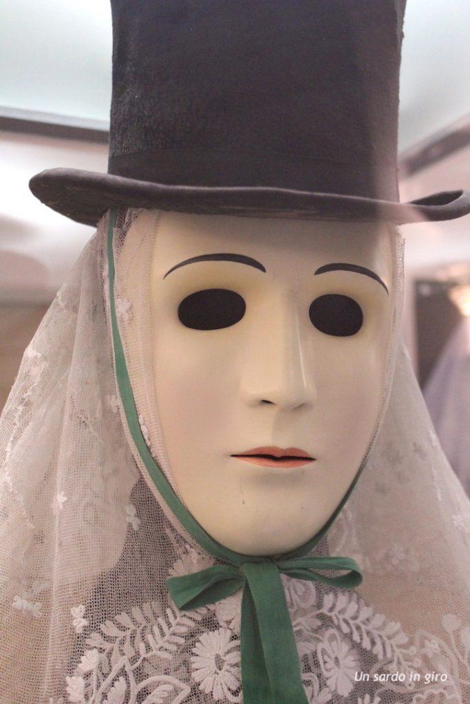 dettaglio maschera