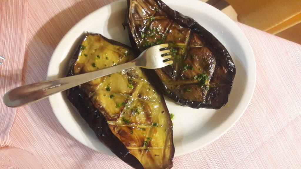 melanzana al forno