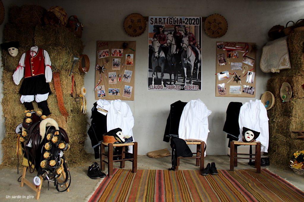 sala vestizione