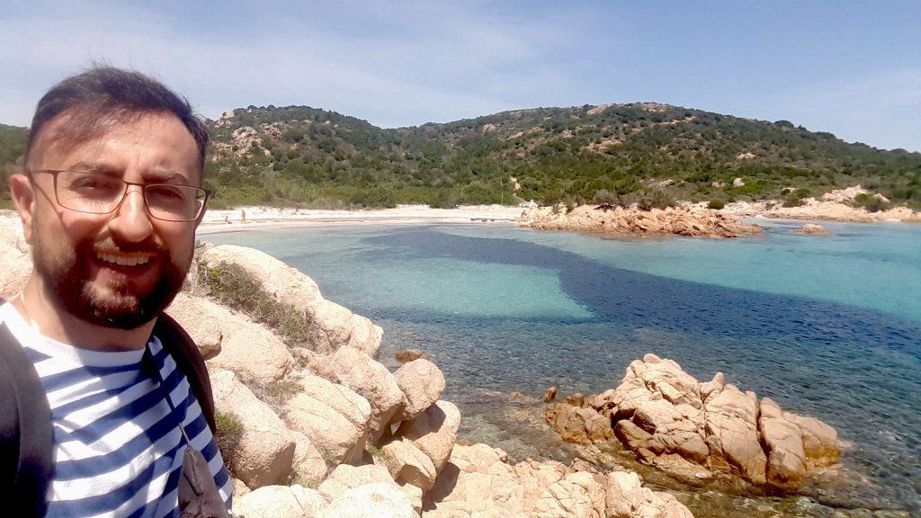 blogger spiaggia