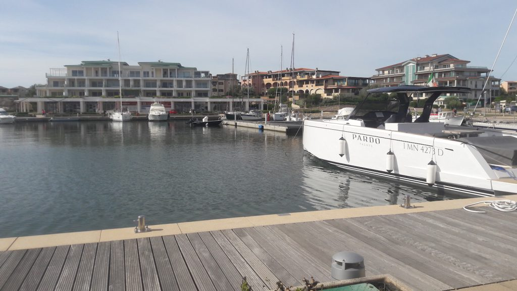 porto turistico olbia