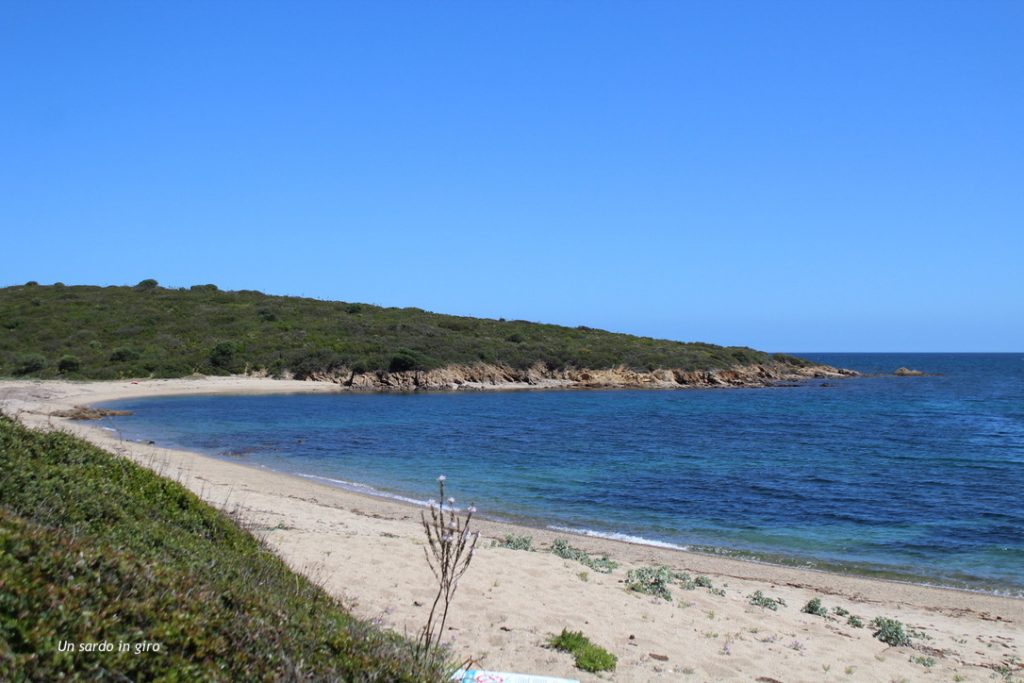 spiaggia sa dogana ezza