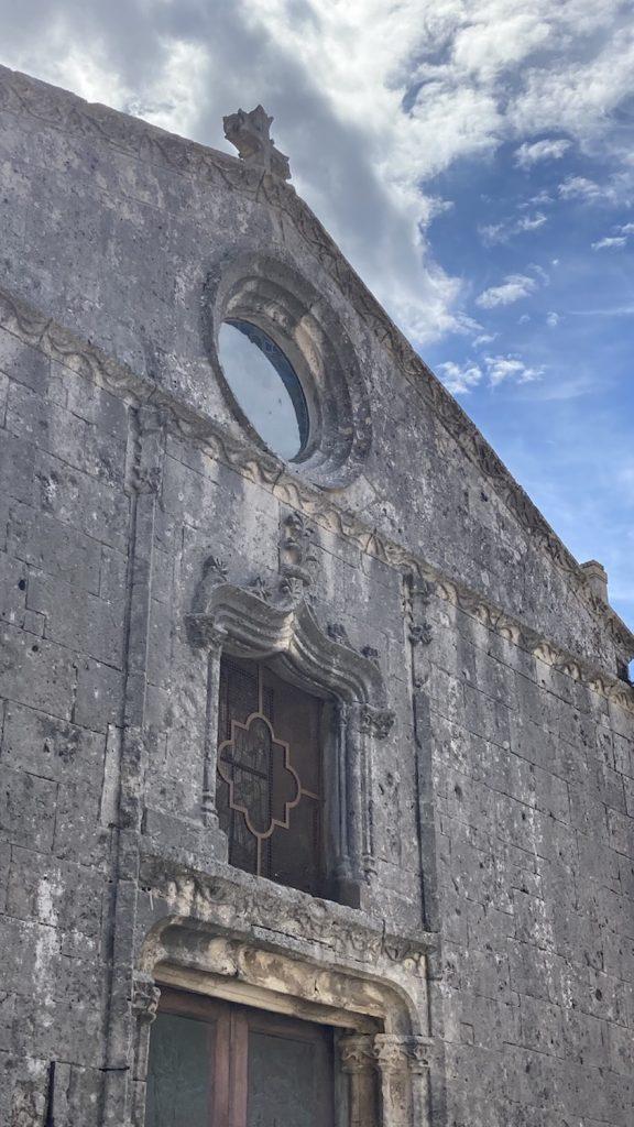 chiesa sedini