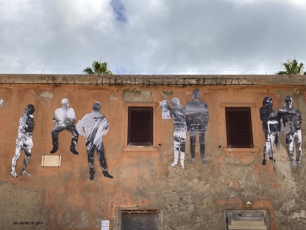 murales argentiera