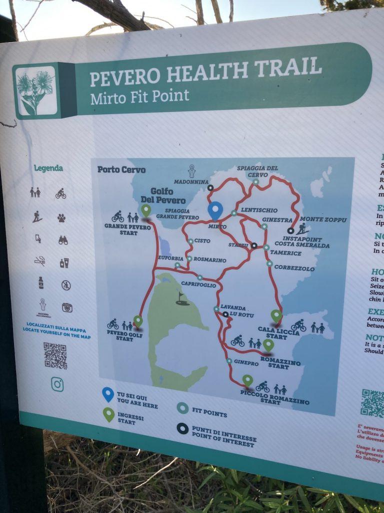 pevero health trail