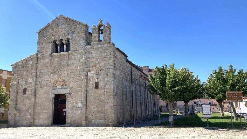 basilica san simplicio