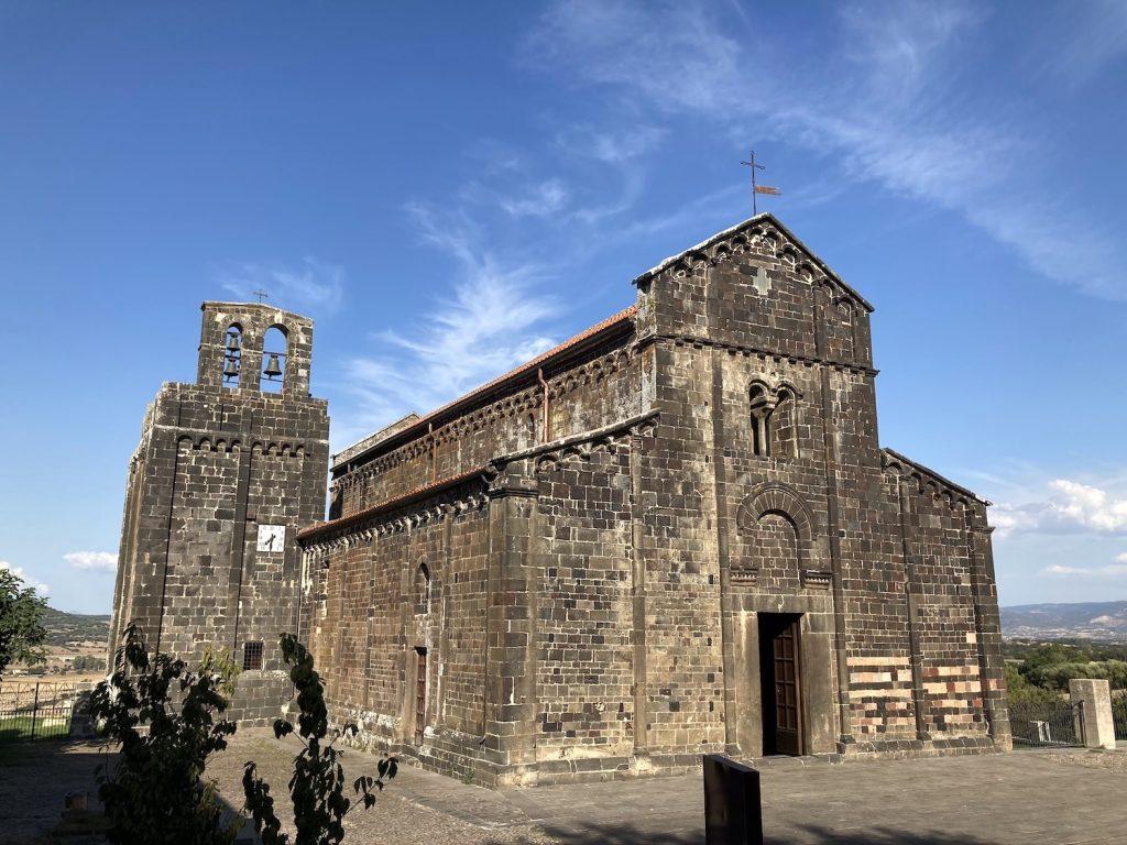 chiesa romanica ardara