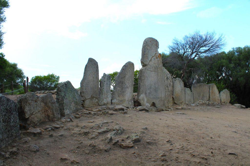 tomba arzachena