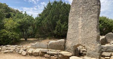 tomba dei giganti palau