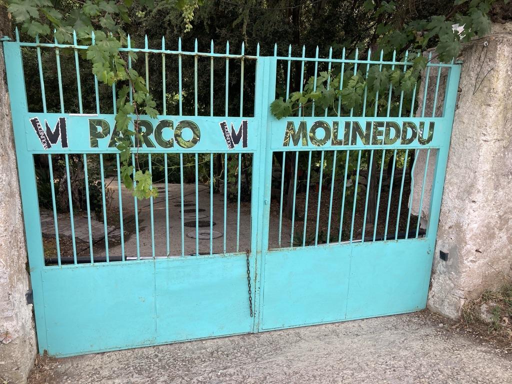 cancello molineddu