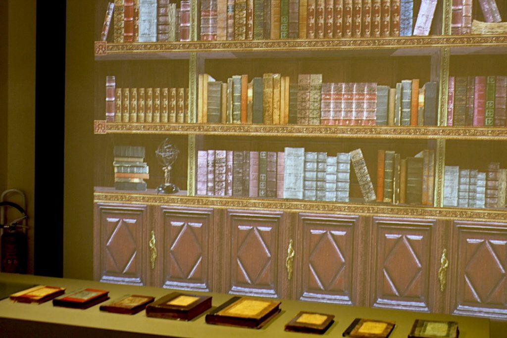 biblioteca interattiva