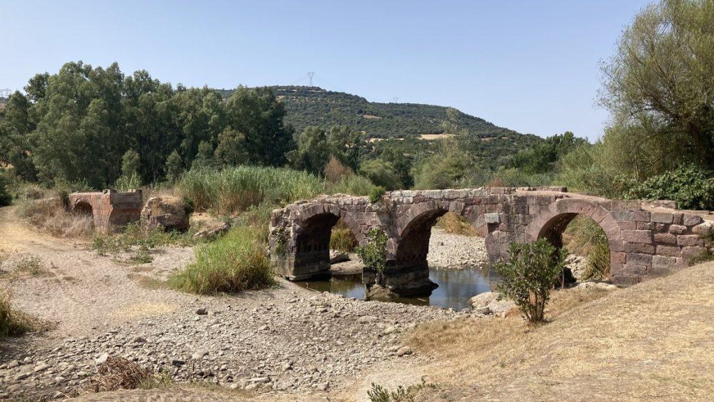 ponte romano allai