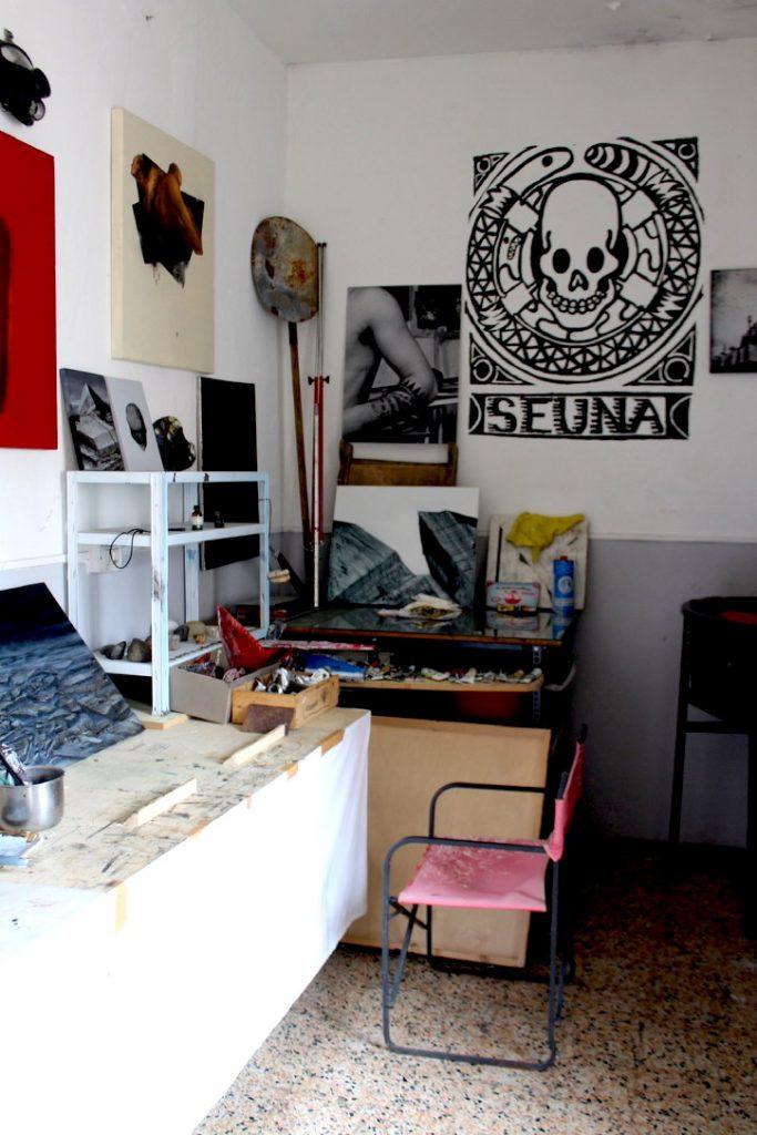studio seuna