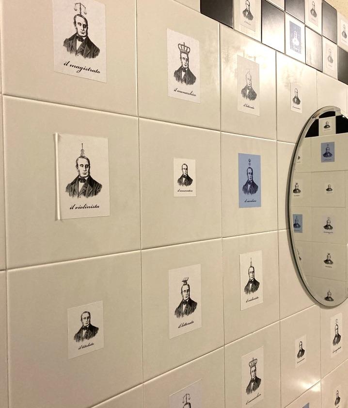 toilette museo manno