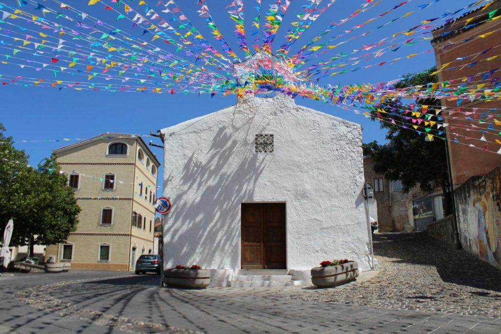 chiesa san lussorio